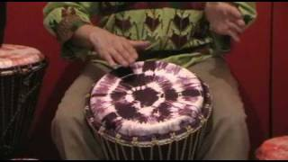Isaak Tumbao Djembe (video antiguo)