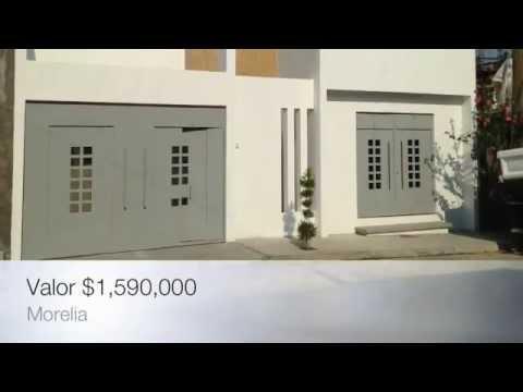 Casa en venta en morelia youtube for Terrazas zero morelia