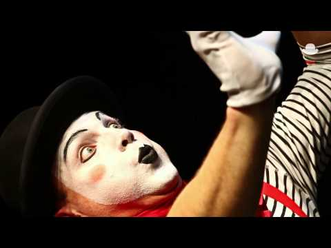 Mime Mimello - One Mime Show - Funny Pantomime