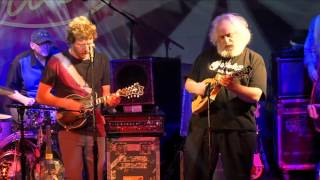 Sam Bush and David Grisman April 25, 2013 at The Hamilton Live