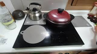 고구마 굽는 냄비 군밤 기계 키친아트 무수분 군옥수수 …