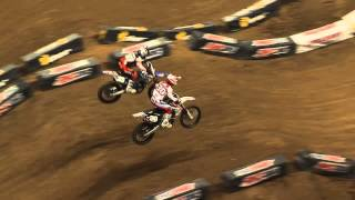 Supercross LIVE! 2014 - 2 Minutes on the Track - 250 Second Practice in St. Louis