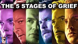 Avengers Endgame Shows Us The Five Stages Of Grief
