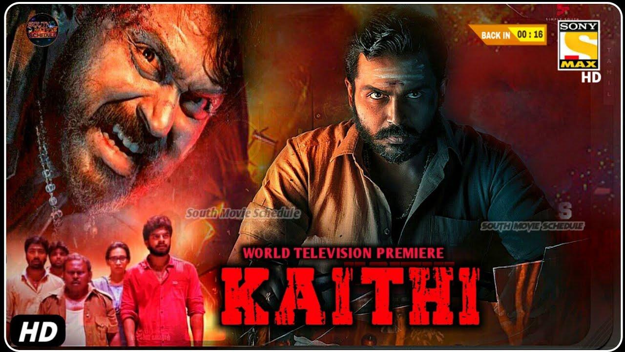 Kaithi - New Hindi Dubbed Movie 2020 || Karthi Lokesh kanagaraj | Releasing Promo out Sony Max