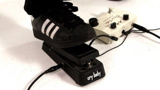 What Is a Wah Pedal? | Guitar Pedals