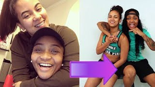 DOMO WILSON SPEAKS ON HER EX CH3ATING AND ASKS CRISSY DANIELLE TO BE HER GIRLFRIEND ON CAMERA