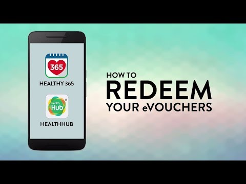 How to Redeem HPB and Merchant eVouchers