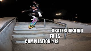 HALL OF MEAT on INSTAGRAM || #12 SKATEBOARDING FAILS COMPILATION