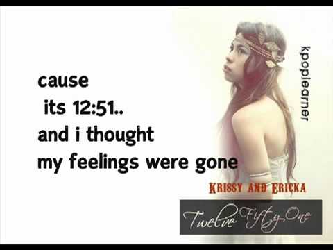 1251  krissy and ericka FULL song and lyrics on the screenflvmp4