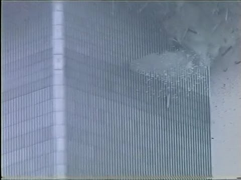 WTC Collapse Clips -- Anonymous Release from 2008 (No Audio, Enhanced Quality)