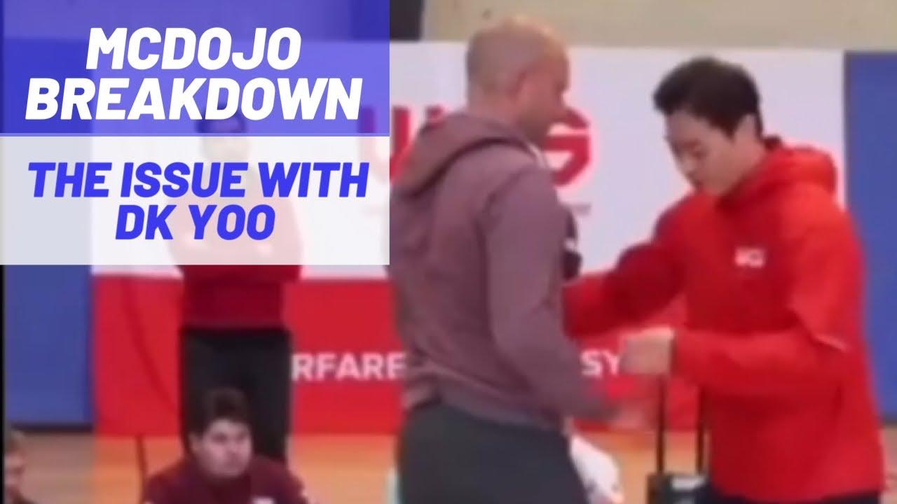 Download McDojo Breakdown - The issue with DK Yoo