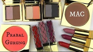MAC Prabal Gurung Collection: Live Swatches & Review Thumbnail