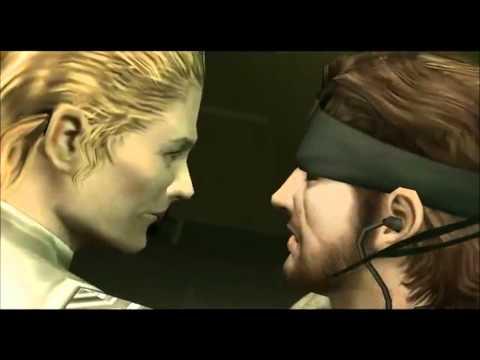 Metal Gear Solid 3 - Snake Eater HD Release Trailer