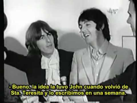 [ilChipi] Paul y George hablan sobre Yellow Submarine