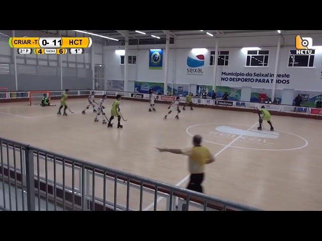 [Sen 20/21] Criar-T x HC Turquel   Taça de Portugal