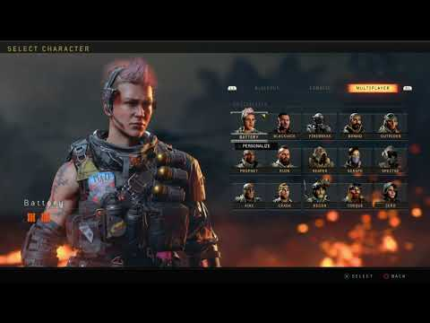 All Blackout Characters and Numbers outfits so far (Days of Summer event) | santoskiller19