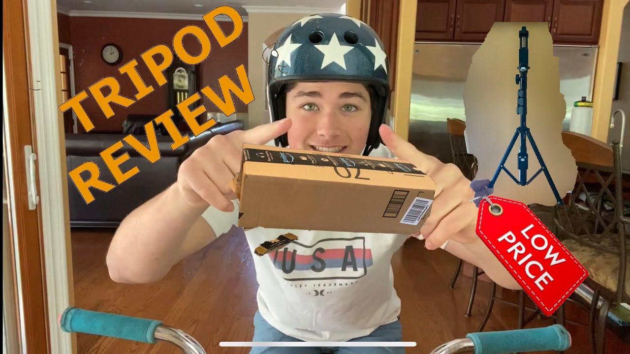 FugeTek TriPod for more Videos! (Review)