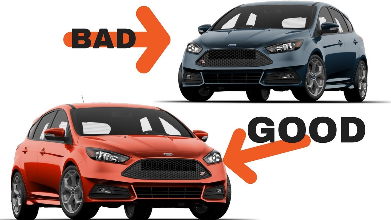 New 2018 Focus St Colors Youtube