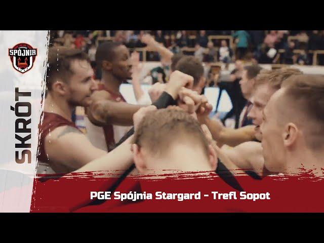 PGE Spójnia Stargard - Trefl Sopot