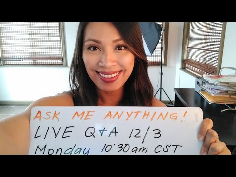 LIVE Q&A With Maris: Ask Me Anything | Yoga Upload