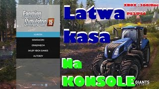 Farming Simulator 15 ( XBOX 360) Latwa kasa
