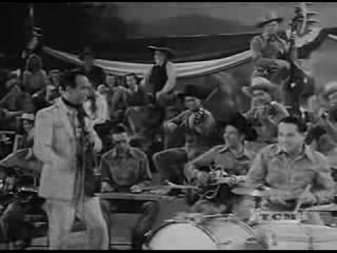 Spade Cooley  1945 Short Film