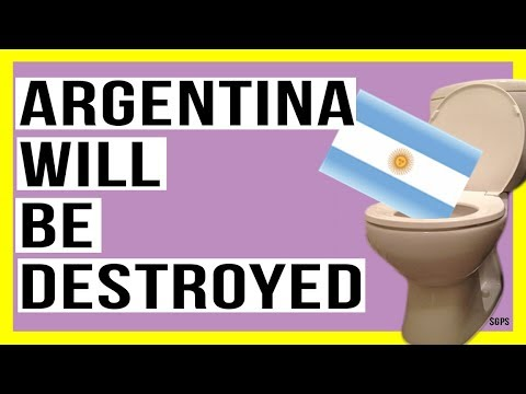 Argentina Will SELL OFF Nation's Assets! Argentina Hyperinflation Results In IMF Bailout!