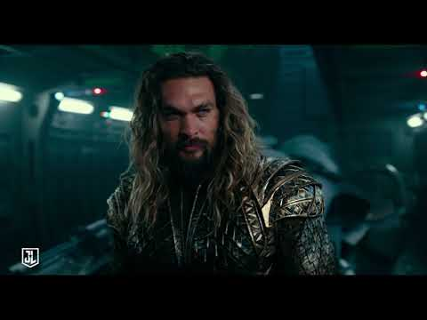 """Justice League"" Unleashes Arthur Curry aka Aquaman Video"