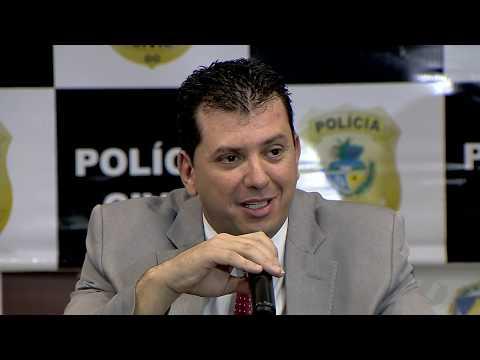 JSD (14/11/18) - Polícia Civil prende membro do PCC em Goiás