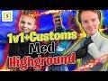 1v1+customs med highground???? ❗???? norsk fortnite stream mp3