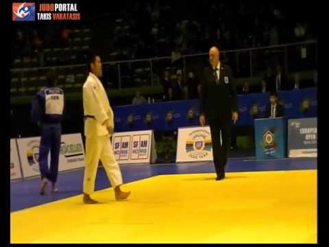 European Judo Open Rome 2015 Final -81kg MARUYAMA Goki (JPN) vs. MARESCH Sven (GER)