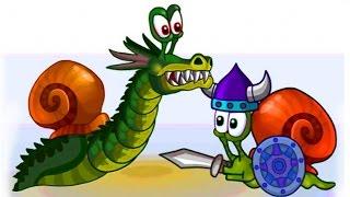 Улитка Боб #3 Мультик для детей про Улитку Боба, веселый детский развивающий мультфильм про Улитку