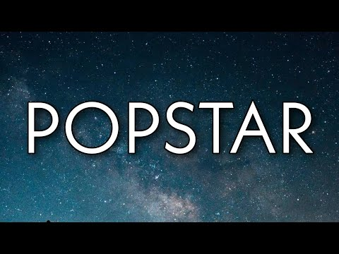 DJ Khaled - Popstar (Lyrics) ft. Drake Starring Justin Bieber