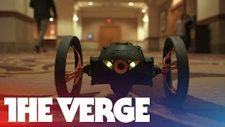 Parrot MiniDrone and Jumping Sumo hands-on