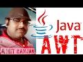 Java AWT #6 | FlowLayoutManager