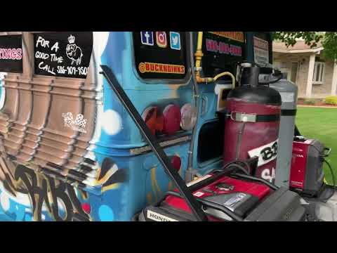 Buck Sewell - Pigs Squealing Sounds Car Horn Review