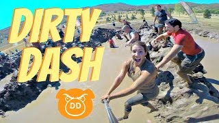 The DIRTY DASH Mud Run!
