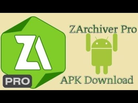 Zarchiver Pro Apk with Premium features Newly updated version 2018 by oyun  club
