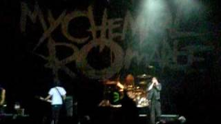 my way home is through you mama mcr movistar arena chile