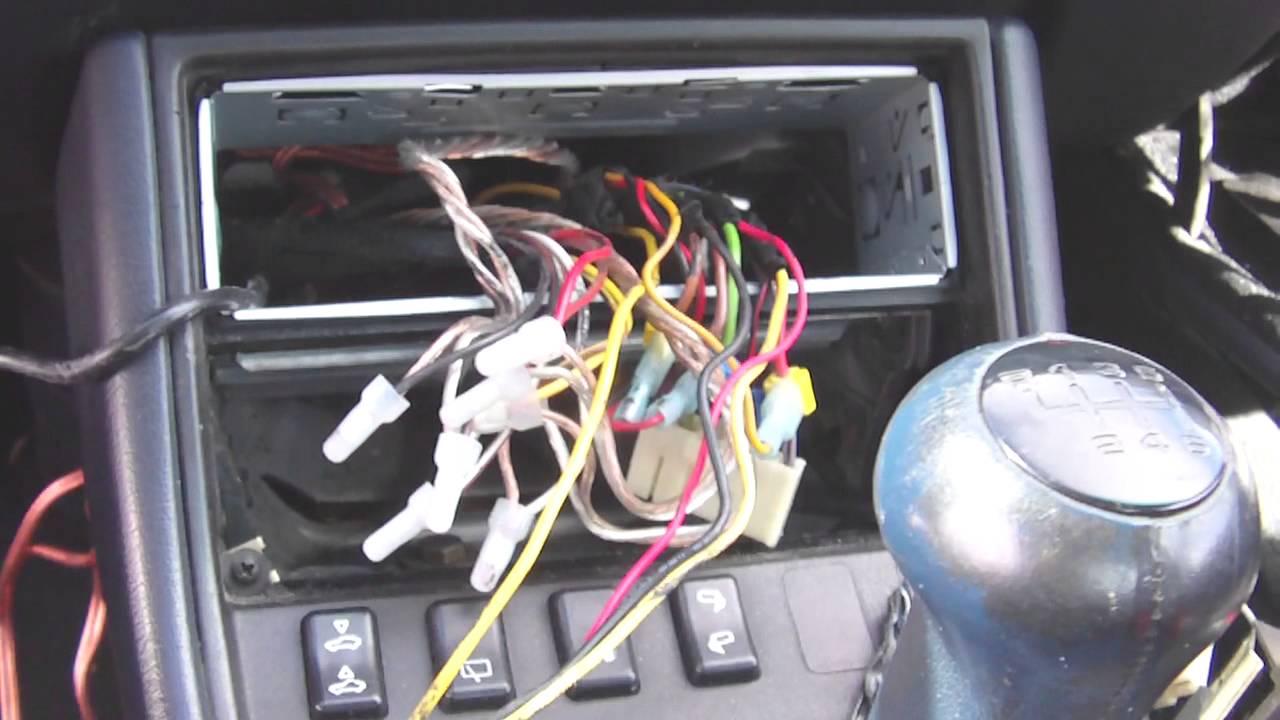 968 radio harness youtube porsche 944 radio wiring diagram porsche 944 radio wiring [ 1280 x 720 Pixel ]
