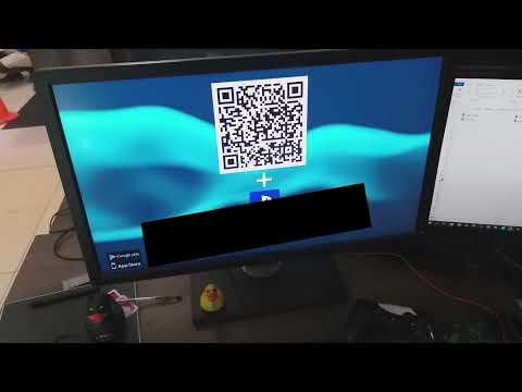 QR error - update url