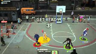 Lets Play SG - Learning DASH (6) vs C-SF-PG : FreeStyle 2 Online Street Basketball