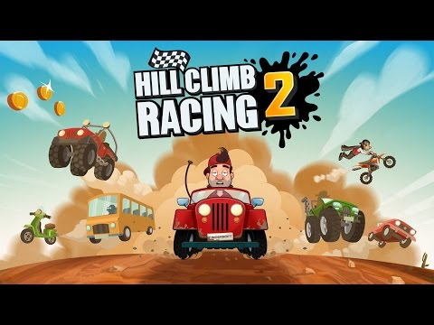 From The Creators Of Original Hill Climb Racing Game Comes 2 Its Bigger Better And Much Funner