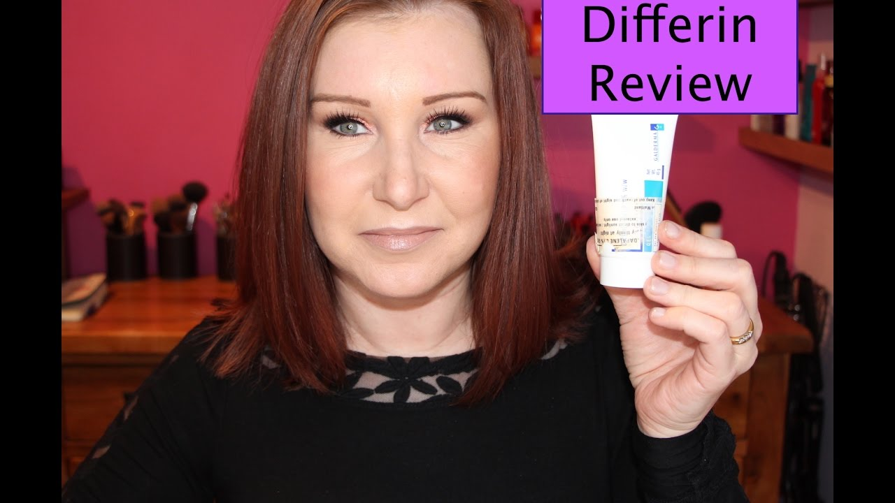 Differin Reviews 1