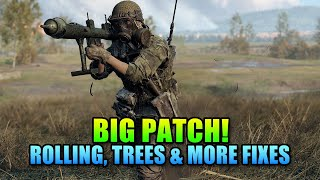 Big Patch Inbound! Battlefield V Rolling, Rubber Trees & Firestorm Fixes