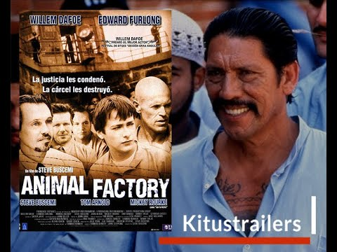 Animal Factory is listed (or ranked) 19 on the list The Best Willem Dafoe Movies