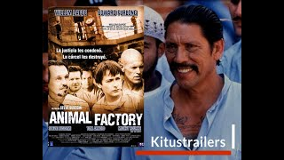 Animal Factory Trailer (Castellano)