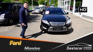 Осмотр Форд Мондео(На нашем канале мы подробно рассказываем о немецком автомобильном рынке. Осмотры, тест-драйвы, покупка..., 2015-05-11T02:50:11.000Z)