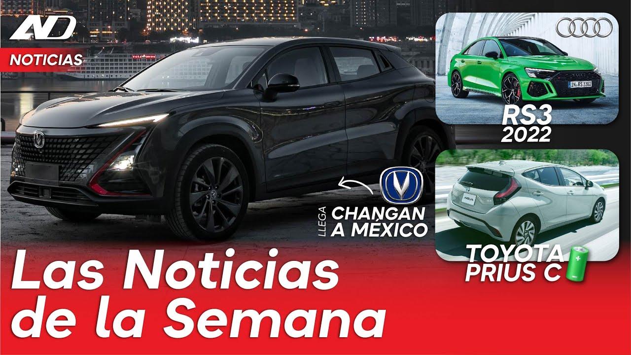 Changan llega a México, el nuevo Audi RS3, VW Passat se despide de Norteamérica y más... | Noticias