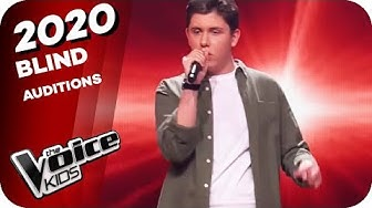 Kaleo - Way Down We Go (Vladi) | The Voice Kids 2020 | Blind Auditions